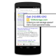 Annonces appel Google AdWords